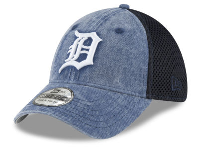 Detroit Tigers New Era MLB Jr Hooge Neo 39THIRTY Cap