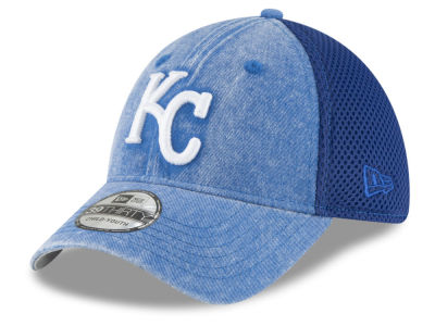 Kansas City Royals New Era MLB Jr Hooge Neo 39THIRTY Cap
