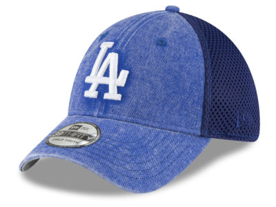 Los Angeles Dodgers New Era MLB Jr Hooge Neo 39THIRTY Cap