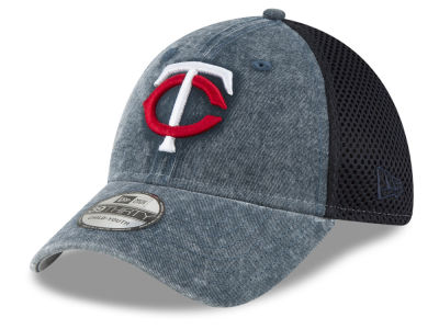 Minnesota Twins New Era MLB Jr Hooge Neo 39THIRTY Cap