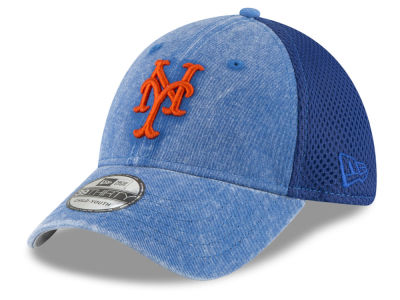 New York Mets New Era MLB Jr Hooge Neo 39THIRTY Cap