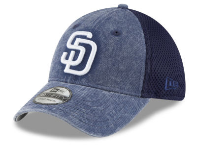 San Diego Padres New Era MLB Jr Hooge Neo 39THIRTY Cap