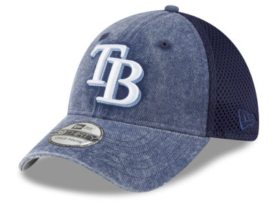Tampa Bay Rays New Era MLB Jr Hooge Neo 39THIRTY Cap