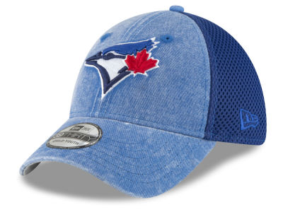 Toronto Blue Jays New Era MLB Jr Hooge Neo 39THIRTY Cap