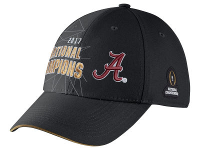 Alabama Crimson Tide Nike NCAA National Champ Game Locker Room Cap