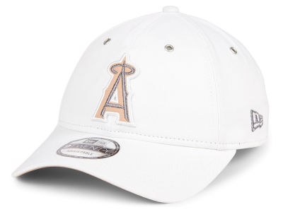 Los Angeles Angels New Era MLB Metallic Pastel 9TWENTY Cap