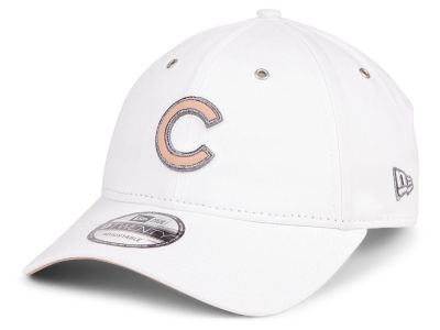 Chicago Cubs New Era MLB Metallic Pastel 9TWENTY Cap