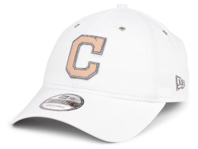 Cleveland Indians New Era MLB Metallic Pastel 9TWENTY Cap