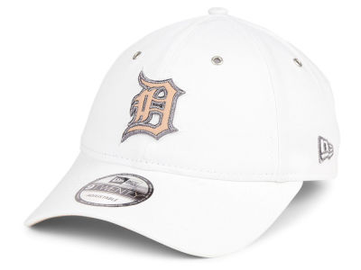 Detroit Tigers New Era MLB Metallic Pastel 9TWENTY Cap