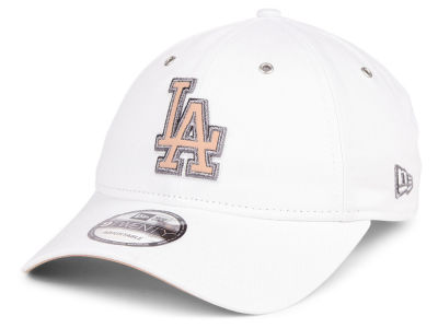 Los Angeles Dodgers New Era MLB Metallic Pastel 9TWENTY Cap