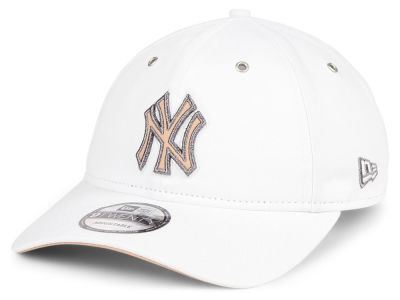 New York Yankees New Era MLB Metallic Pastel 9TWENTY Cap