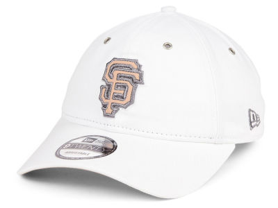 San Francisco Giants New Era MLB Metallic Pastel 9TWENTY Cap