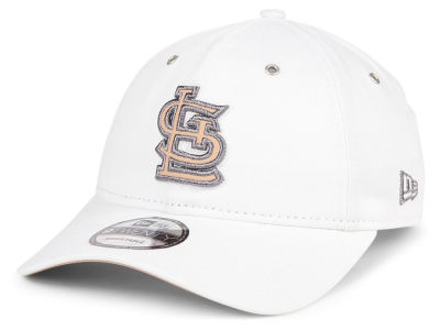 St. Louis Cardinals New Era MLB Metallic Pastel 9TWENTY Cap