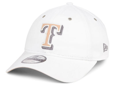 Texas Rangers New Era MLB Metallic Pastel 9TWENTY Cap