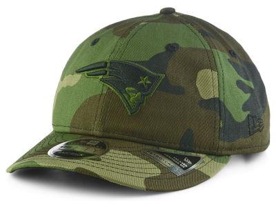 ac4f646c205 New England Patriots New Era NFL Hidden Team Retro 9FIFTY Snapback Cap