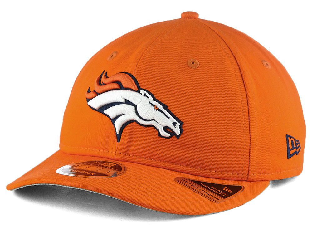 low priced bb74d 4e2e2 ... promo code for denver broncos new era nfl team choice retro 9fifty  snapback cap 03e9b aefd8