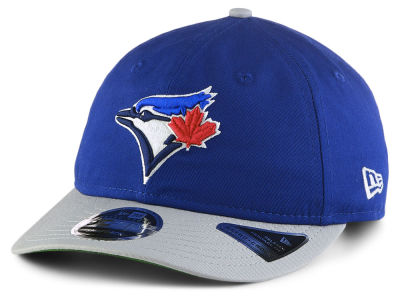 Toronto Blue Jays New Era MLB Team Hit Retro 9FIFTY Snapback Cap