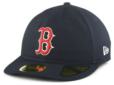 Boston Red Sox New Era MLB Fan Retro Fit 59FIFTY Cap
