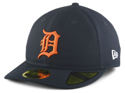 Detroit Tigers New Era MLB Fan Retro Fit 59FIFTY Cap