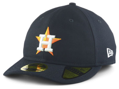 Houston Astros New Era MLB Fan Retro Fit 59FIFTY Cap