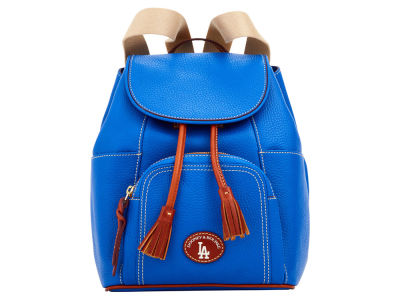 Los Angeles Dodgers Dooney & Bourke Pebble Murphy Backpack