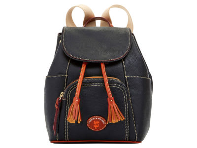 San Francisco Giants Dooney & Bourke Pebble Murphy Backpack