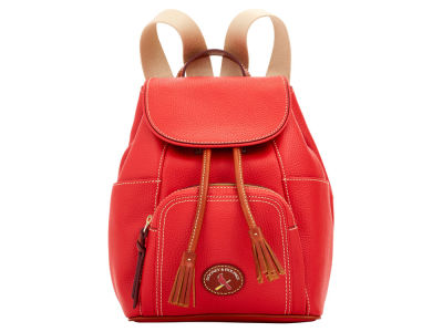 St. Louis Cardinals Dooney & Bourke Pebble Murphy Backpack