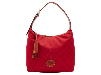 Boston Red Sox Dooney & Bourke Embossed Nylon Paige Sac