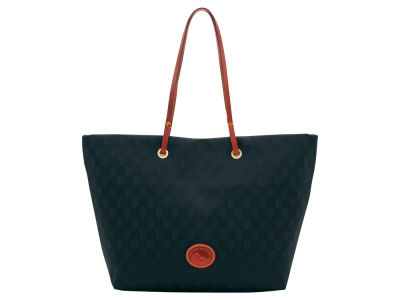 San Francisco Giants Dooney & Bourke Embossed Nylon Addison Tote