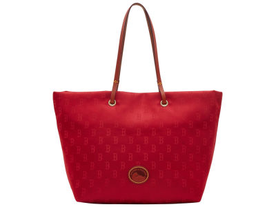 St. Louis Cardinals Dooney & Bourke Embossed Nylon Addison Tote