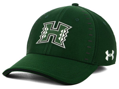 Hawaii Warriors Under Armour NCAA Blitzing Flex Cap