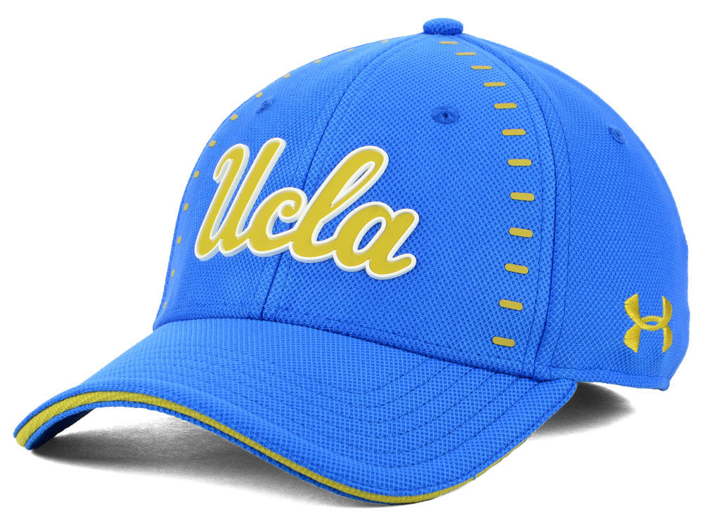 UCLA Bruins Under Armour NCAA Blitzing Flex Cap  00afb17b738