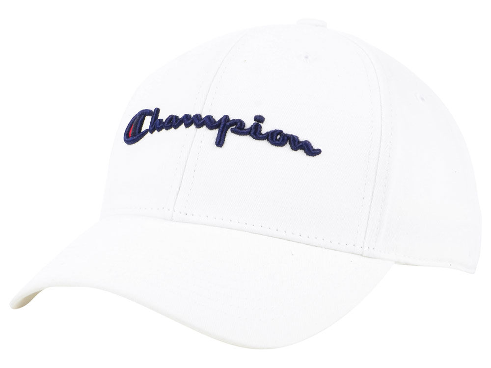 264e477a66e Champion Classic Script Hat