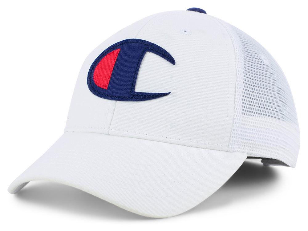 Champion Twill Mesh Dad Hat  8d41271bb50