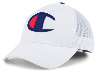 Champion Twill Mesh Dad Hat