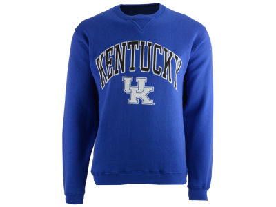 Kentucky Wildcats J America NCAA Men's Crew Neck Sweatshirt