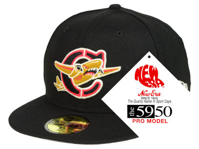 Capital City Bombers New Era MiLB Retro Classic 59FIFTY Cap