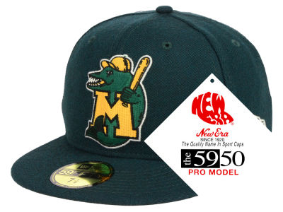 Madison Muskies New Era MiLB Retro Classic 59FIFTY Cap