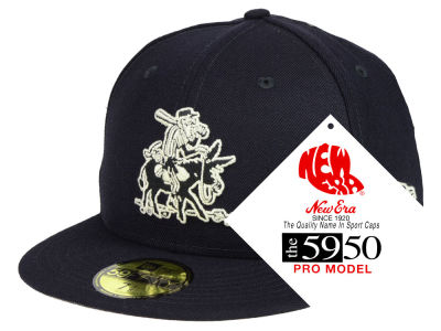 Reno Silver Sox New Era MiLB Retro Classic 59FIFTY Cap