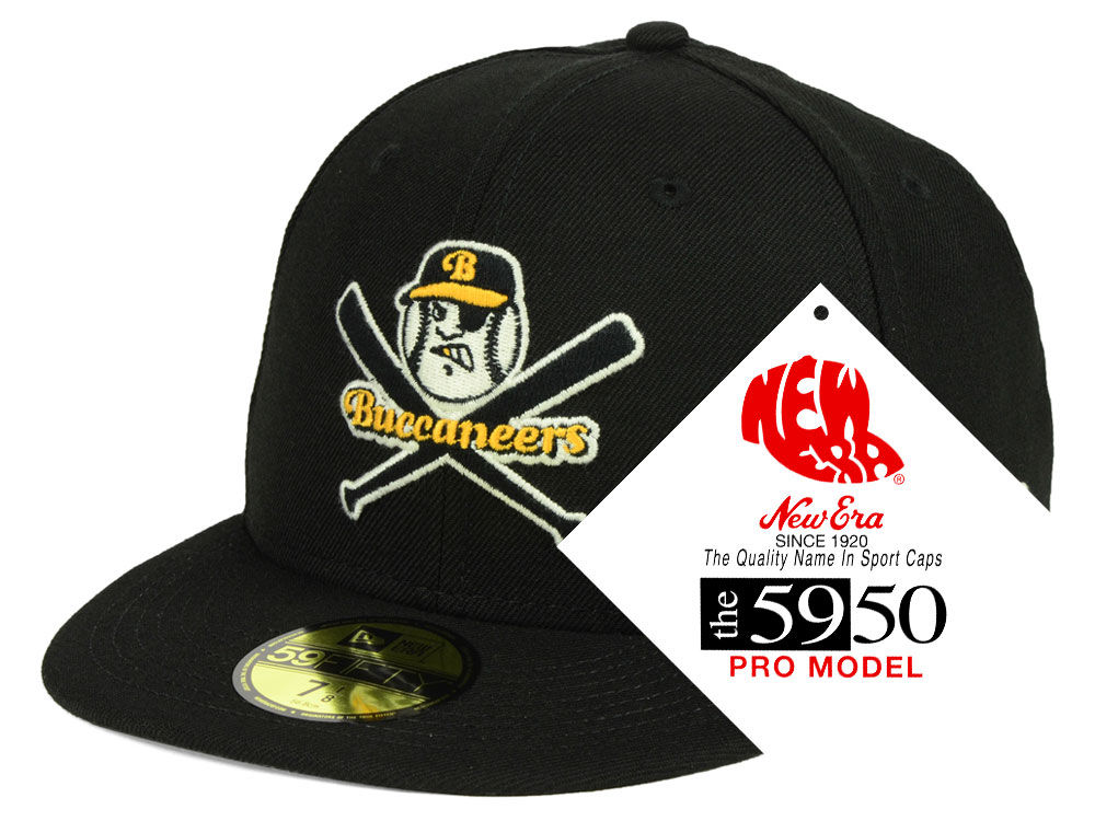Salem Buccaneers New Era MiLB Retro Classic 59FIFTY Cap  e76b5517a05