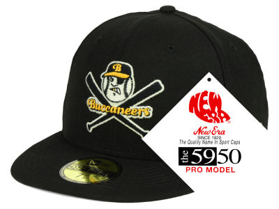 Salem Buccaneers New Era MiLB Retro Classic 59FIFTY Cap
