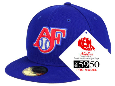 Appleton Foxes New Era MiLB Retro Classic 59FIFTY Cap