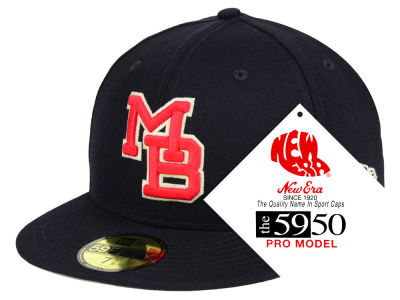 Miami Beach Flamingos New Era MiLB Retro Classic 59FIFTY Cap