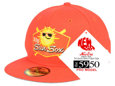 Miami Sun Sox New Era MiLB Retro Classic 59FIFTY Cap