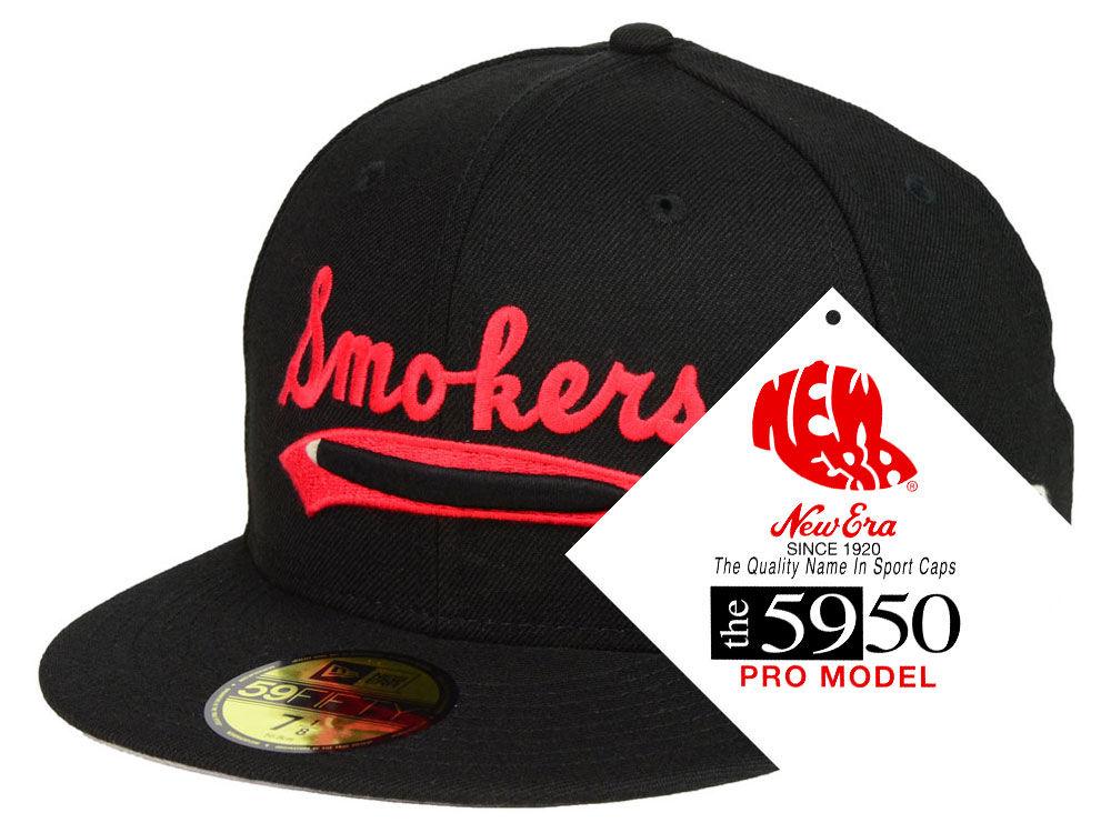 Tampa Smokers New Era MiLB Retro Classic 59FIFTY Cap  4818bede9