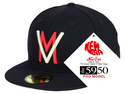 Vancouver Mounties New Era MiLB Retro Classic 59FIFTY Cap