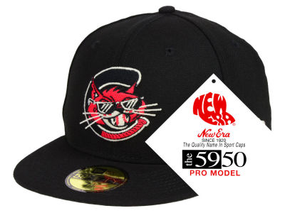 Charleston Alleycats New Era MiLB Retro Classic 59FIFTY Cap
