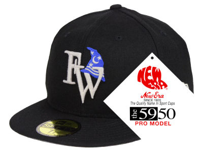 Fort Wayne Wizards New Era MiLB Retro Classic 59FIFTY Cap