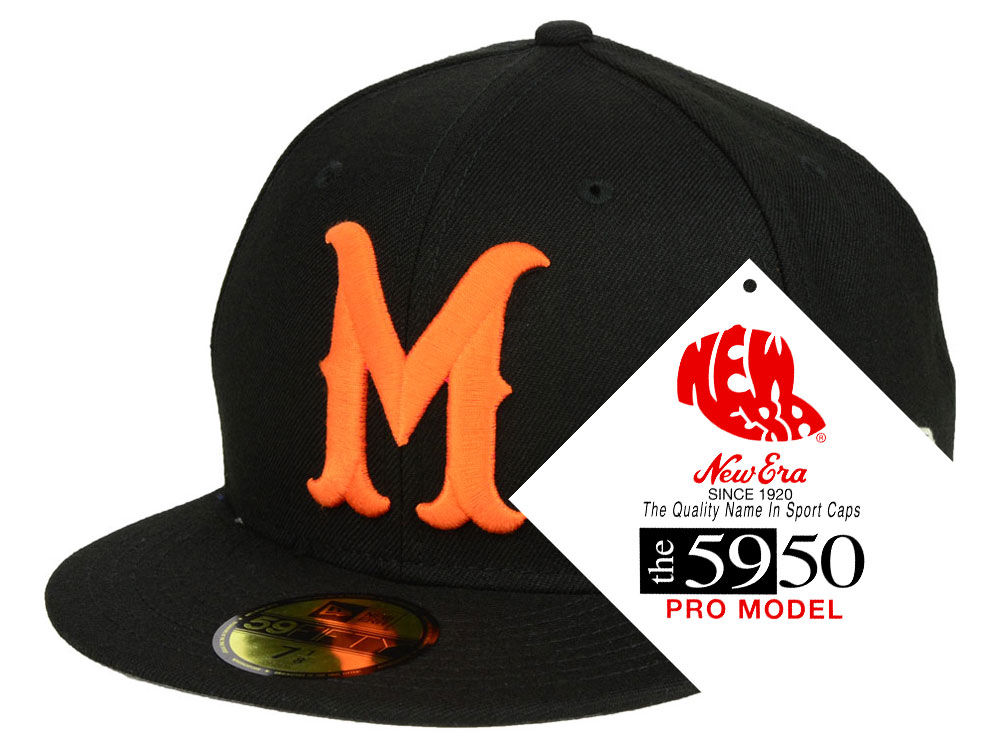Minneapolis Millers New Era MiLB Retro Classic 59FIFTY Cap  46fece9de