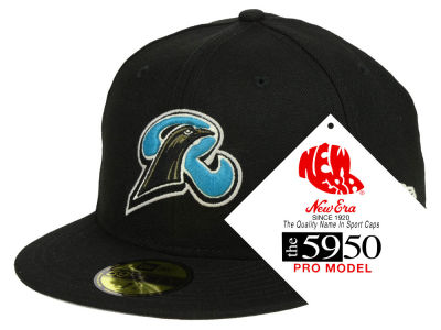 New Haven Ravens New Era MiLB Retro Classic 59FIFTY Cap